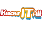 Logo and link to knowitall website